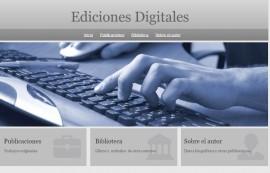 Ediciones Digitales es un proyecto sin fines de lucro que busca compartir información valiosa. (Suministrada)