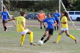 El fútbol femenino tendrá partidos todos los días de la semana. (Suministrada)