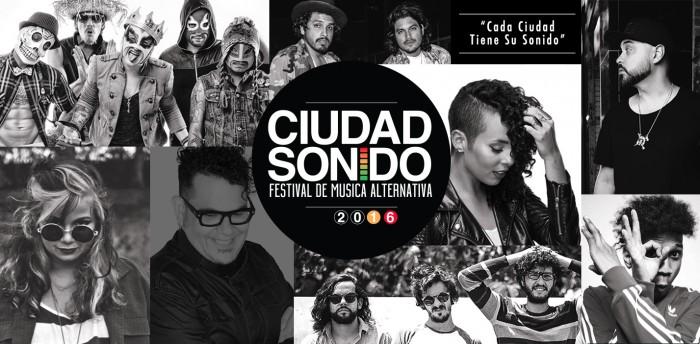 Ciudad Sonido Web Banner