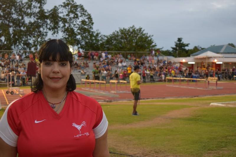 Gloria Díaz Urbina, decana de Estudiantes de la UPRRP