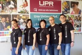 Equipo de Admisiones de UPR-Aguadilla