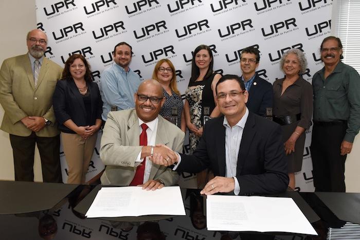 Firma Acuerdo INESI Y Prosol UTIER