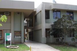 Edificio de Ingeniería Química del RUM. (Suministrada)