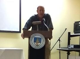 El Dr. Luis Alberto Lugo Amador