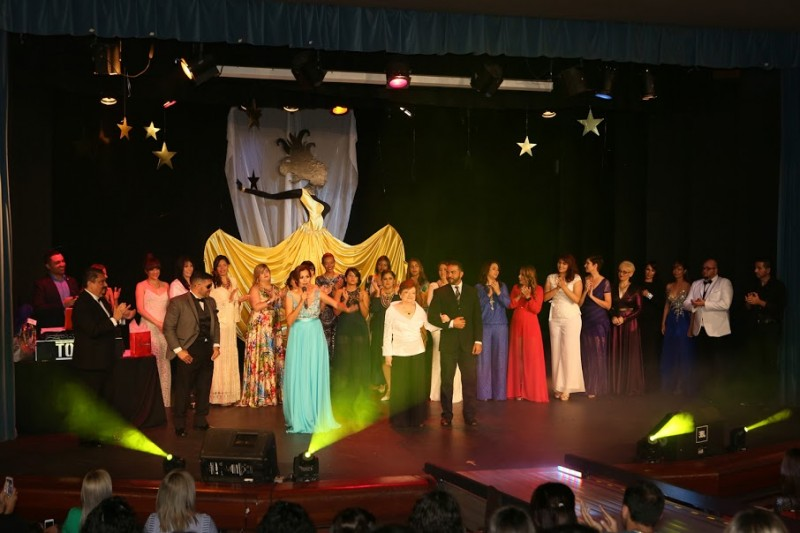 Fashion Show en la UPRA. (Suministrada)