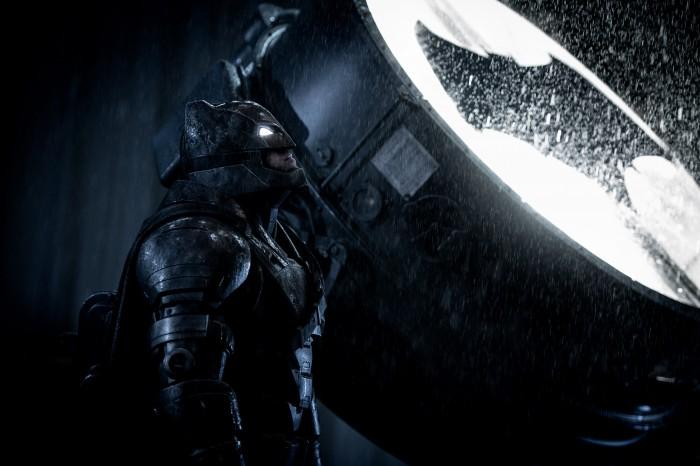 Batman V. Superman: Dawn Of Justice (Suministrada)