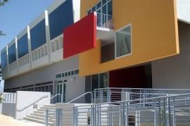 Escuela Arquitectura de la UPRRP. (Ricardo Alcaraz/ Diálogo)