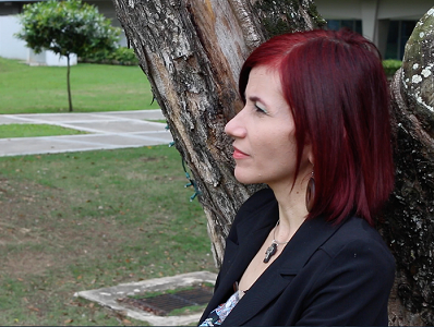 En la foto, Ivette González. (Suministrada)