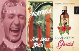 Los tres libros más vendidos del 2015. (Suministrada)
