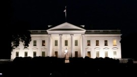 Casa Blanca en Washigton D.C. (Kiara Candelaria/ Diálogo)