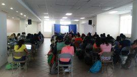 UPRB celebra la semana de la lengua. (Suministrada)