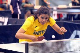 Las campeonas Tigresas de la Interamericana aseguraron su pase a las semifinales en el tenis de mesa. (Suministrada)