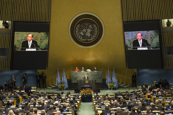 Opening Ceremony of the High-Level Event for the Signature of the Paris Agreement