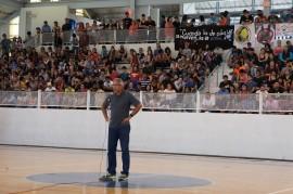 Carlos Marichal, profesor de Educación Física de la UPRB. (Antonella Vega / Diálogo)