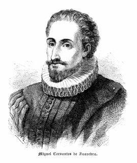 El escritor de don Quijote fue también militar y atravesó la Italia hasta llegar a Lepanto donde perdió su mano izquierda y se consagró como el manco de Lepanto. (Suministrada)