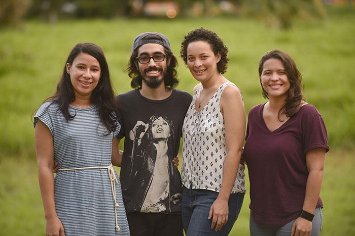 Ganadores segunda edición Festival de Teatro Estudiantil (Ricardo Alcaraz)