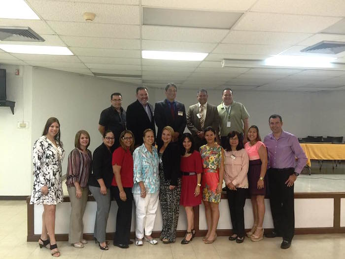 UPR Ponce, equipo Middle States