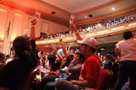 Segunda Asamblea General de Estudiantes de la Universidad de Puerto Rico, Recinto de Río Piedras (UPRRP)