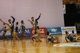 Equipo de baile de UPR Carolina. (Rosaura Jiménez/ Diálogo)