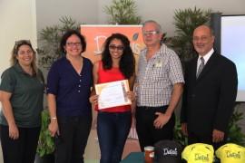 Graduación de agro empresarios en UPR Utuado. (Suministrada)