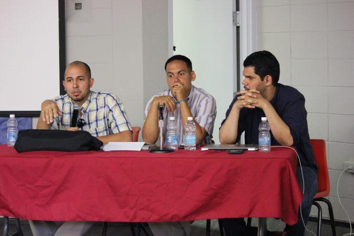 Profesores de la UPR