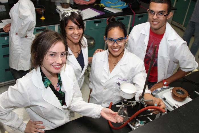 Laboratorio Ciencias Naturales UPR Carolina. (Suministrada)