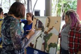 Obra concursante Certamen Reciclaje UPR Carolina 2