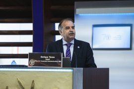 El periodista Enrique Yeves. (Suministrada/FAO)