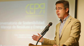 Agustín Carbó, presidente de la Comisión de Energía de Puerto Rico. (Suministrada)