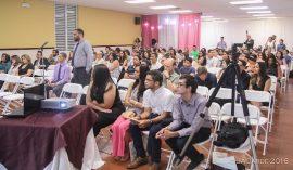 Conferencia de biología en la UPR Aguadilla. (Suministrada)