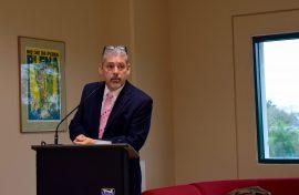 Roberto Frontera Benvenutti, director de la Escuela Graduada de Consejería en Rehabilitación (CORE) de la Universidad de Puerto Rico, Recinto de Río Piedras (UPRRP)