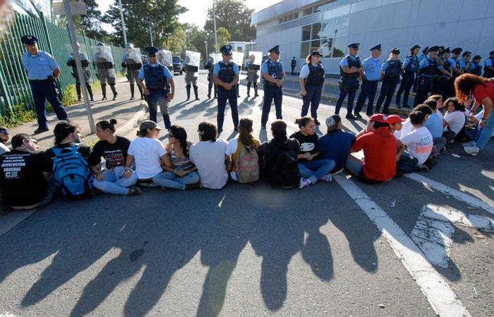 Desobediencia civil UPR 2