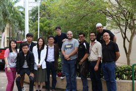 Grupo de Estudiantes de Planificación de Taiwán y Puerto Rico. (Suministrada)