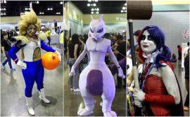 Fotomontaje cosplay