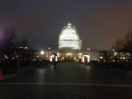 Capitolio de Estados Unidos. (Glorimar Velázquez/ Diálogo)