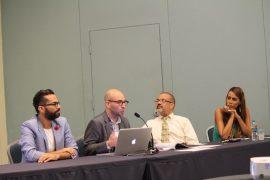 Conferencia de Salud Pública. (Cherish González/ Diálogo)