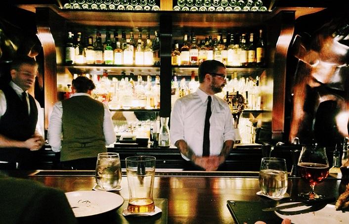 Waiters Taylor Davidson Unsplash