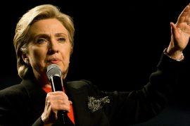 Hillary Clinton. (Suministrada)