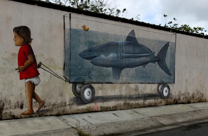 Imagen Puerto Rico al aire libre