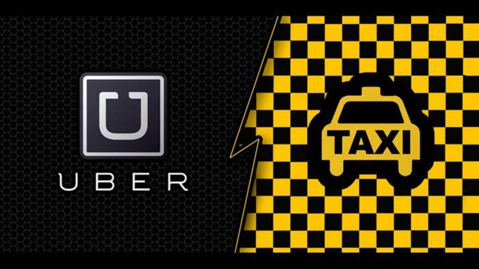 Los taxistas locales se oponen a la llegada de Uber a la isla. (Suministrada)