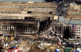 Atentado contra El Pentágono el 11 de septiembre de 2001. (Suministrada)