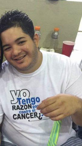 Miguel Carrasquillo falleció a causa de cáncer cerebral. (Suministrada)