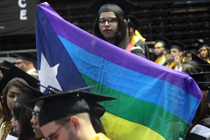 Acto recordación víctimas masacre Orlando.