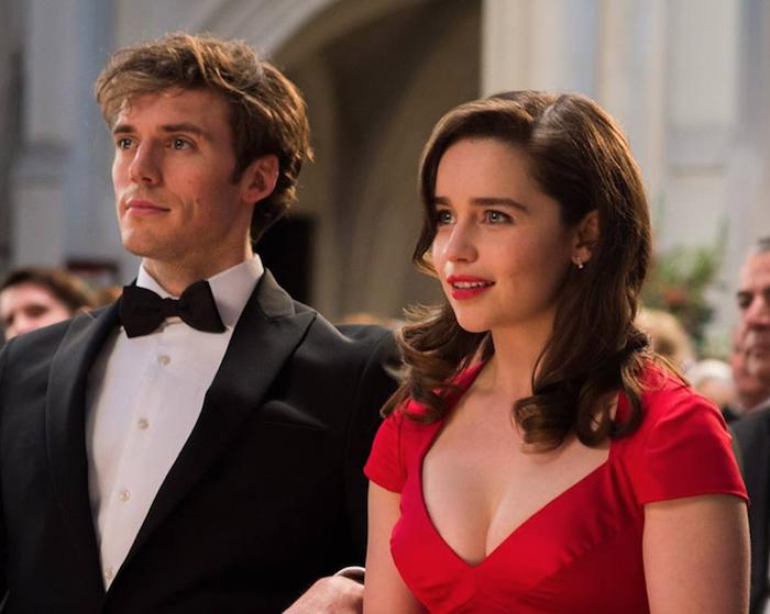 Me Before You es una alternativa romántica en este verano lleno de películas de acción.