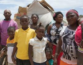 Deportaciones República Dominicana y Haití