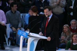 Mariano Rajoy, líder del PP. (Visaul Hunt)