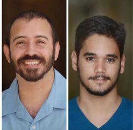 Hermes Ayala y Emmanuel Estrada- finalistas del Overseas Press Club