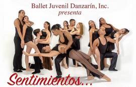 Ballet Juvenil Danzarin arte Sentimientos