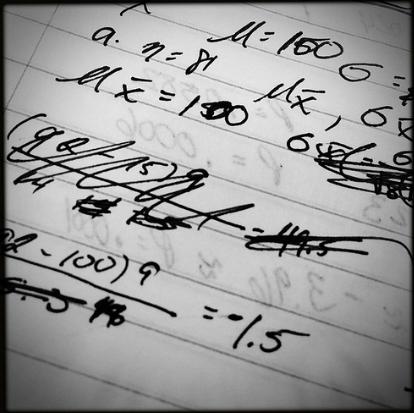 Estadísticas. (Flickr)