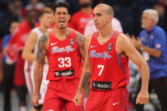 Carlos Arroyo y David Huertas (FIBA)